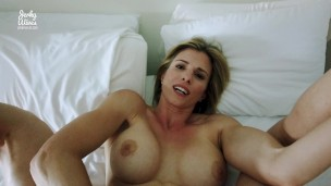 Sharing a Bed with My Step Mom on Hot Summer Night – Cory Chase